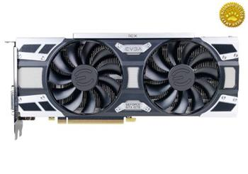 EVGA GeForce GTX 1070 SC2 GAMING iCX / PCI-E / 8192MB GDDR5 / DVI-D / HDMI / 3x DP / active - 08G-P4-6573-KR