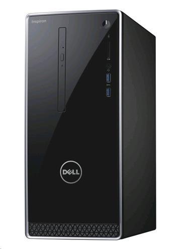 DELL Inspiron 3668 /i5-7400/ 8GB/ 1TB/750Ti 2GB/W10 - D-3668-N2-511S