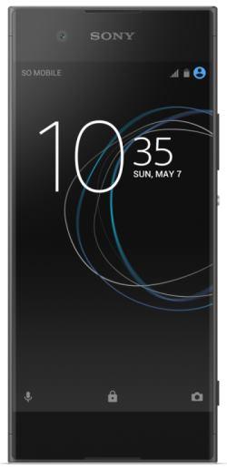 Mobilní telefon Sony Xperia XA1 (G3121), Black - 1307-1525