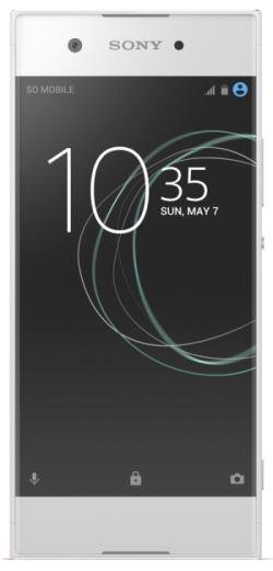 Mobilní telefon Sony Xperia XA1 (G3121), White - 1307-5139