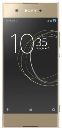 Mobilní telefon Sony Xperia XA1 (G3121), Gold - 1307-5142