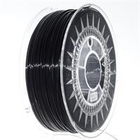 Filament DEVIL DESIGN / TPU / BLACK / 1,75 mm / 1 kg - 5902280030751