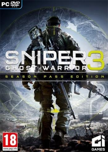 Sniper: Ghost Warrior 3 Season Pass Edition - 5907813591969