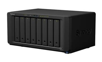 Synology DS1817+ 8GB RAID 8xSATA server, 4xGb LAN - DS1817+ (8GB)