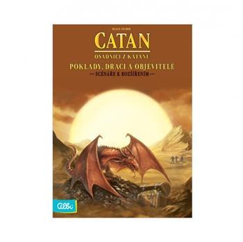 Albi - Osadníci z Katanu - Poklady, draci a objevitelé - 74681