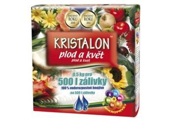 Hnojivo Agro Kristalon Plod a květ 0.5 kg - 000502