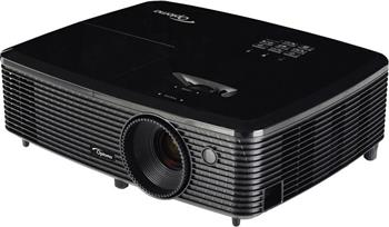 Optoma projektor HD140X (DLP, FULL 3D, 1080p, 3 000 ANSI, 20 000:1, 2x HDMI and MHL support and built-in 10W speaker) - 95.72J02GC2LR