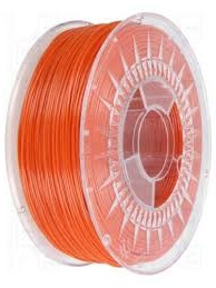 Filament DEVIL DESIGN / PETG / DARK ORANGE / 1,75 mm / 1 kg - 5902280030386