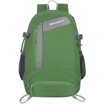 Husky batoh Stingy 28l - zelená - 3H3-7271
