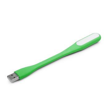 Gembird USB LED lampička k notebooku, zelená - NL-01-G