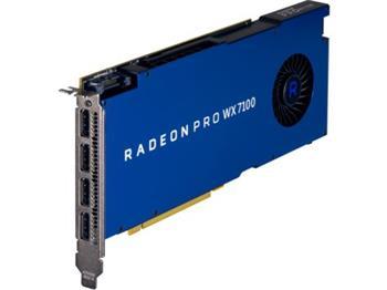 HP Radeon Pro WX 7100 8GB 4x DP - Z0B14AA