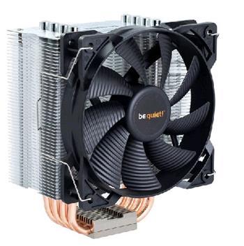 Be quiet! / chladič CPU PURE ROCK / socket AMD i Intel / 150TDP / 120mm fan / 4x Heatpipe / - BK009