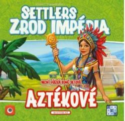 Rexhry - Settlers: Zrod impéria - Aztékové - 80347