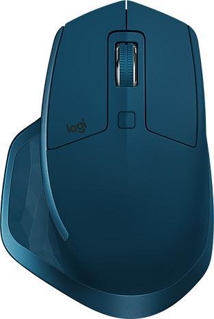 Logitech MX Master 2S , modrá - 910-005140