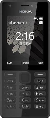 Mobilní telefon Nokia 216, Black - A00027903
