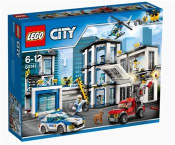 LEGO City - Policejní stanice 60141 - 60141