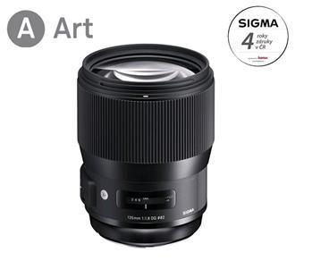 SIGMA 135/1.8 DG HSM ART Canon - 14128100