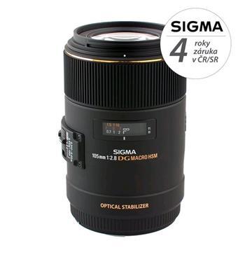 SIGMA 105/2.8 MACRO EX DG OS HSM Canon - 14100100