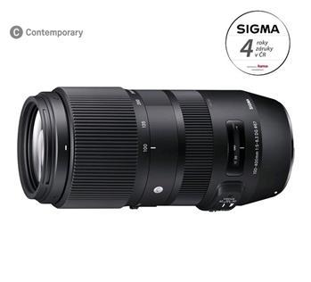 SIGMA 100-400/5-6.3 DG OS HSM Contemporary Canon - 14129100