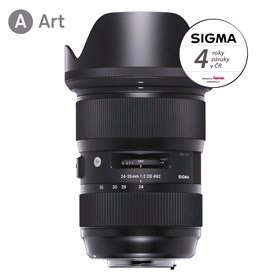 SIGMA 24-35/2 DG HSM ART Nikon - 12121300
