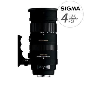 SIGMA 50-500/4.5-6.3 APO DG OS HSM Nikon - 12059300