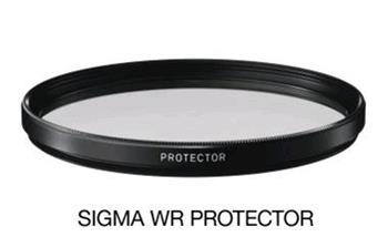 SIGMA filtr PROTECTOR 72mm WR, ochranný filtr základní voděodpudivý - 10417200