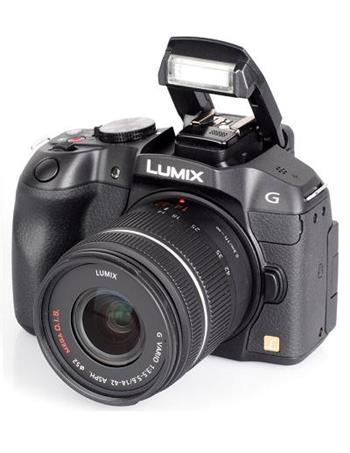 Panasonic LUMIX DMC-G6 černý + 14-140mm - DMC-G6HEG-K