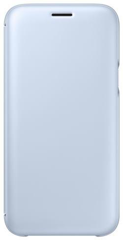 Samsung EF-WJ530CL Wallet Cover Galaxy J5 2017, Blue - EF-WJ530CLEGWW