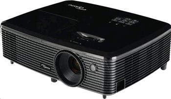 Optoma projektor HD142X (DLP, FULL 3D, 1080p, 3 000 ANSI, 25 000:1, 2x HDMI and MHL support and built-in 10W speaker) - 95.72J02GC01E