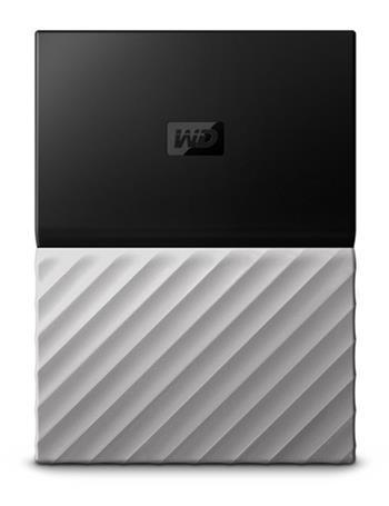 "WD My Passport ULTRA 4TB Ext. 2.5"" USB3.0 černo-šedý - WDBFKT0040BGY-WESN"