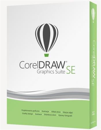 CorelDRAW Graphics Suite Special Edition Mini Box CZ - CDGSSPCZPLMBEU