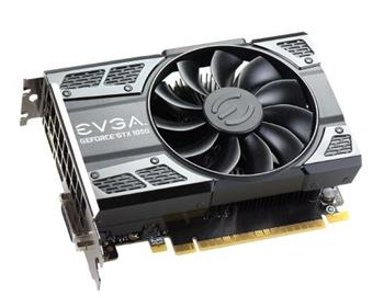 EVGA GeForce GTX 1050 Ti SC GAMING / PCI-E / 4096MB GDDR5 / DVI-D / HDMI / DP / Active - 04G-P4-6253-KR