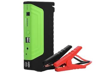 PowerNeed Sunen Jump Starter & Power bank 15000mAh, 2x USB, DC 19V, černo-zelený - P15000JS