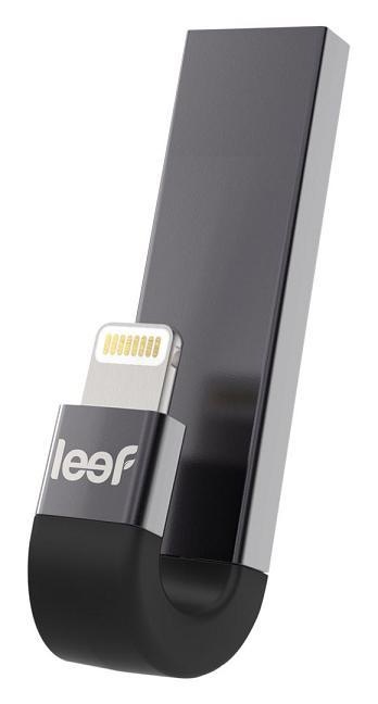 Leef iBridge 3 Black 32GB - Silver - LIB300KK032E1