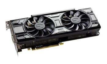 EVGA GeForce GTX 1070 SC GAMING ACX 3.0 Black Edition / PCI-E / 8192MB GDDR5 / HDMI / 3x DP / DVI / VR Ready - 08G-P4-5173-KR