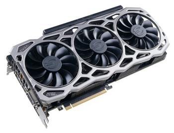 EVGA GeForce GTX 1080 Ti FTW3 GAMING / 11GB GDDR5X / 3xDP / HDMI / iCX chladič - 11G-P4-6696-KR