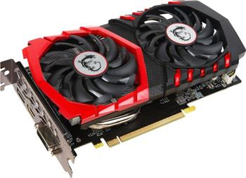 MSI GeForce GTX 1050 GAMING X 2G / PCI-E/ 2GB GDDR5 / DVI / HDMI / DP - GTX 1050 GAMING X 2G