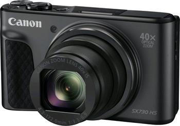 Canon PowerShot SX730HS, Black - 1791C002