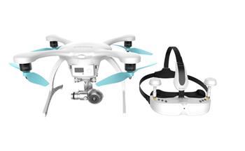 Ehang Ghostdrone 2.0 VR pro iOS (bílý) - Ghostdrone 2.0 VR