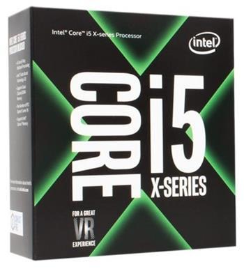 Intel® Core i5-7640X Processor, LGA2066 - BX80677I57640X