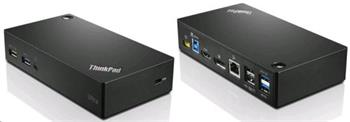 Lenovo TP Port ThinkPad ULTRA USB3.0 Dock - 40A80045EU