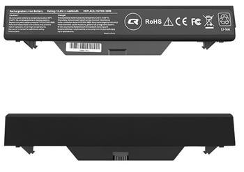 Qoltec Long Life baterie pro notebooky - HP ProBook 4510s | 4400mAh | 10.8V - 52534.4510S