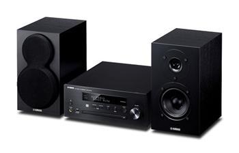 Yamaha MCR-N470D BLACK - MCR-N470D BLACK