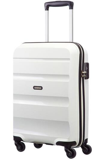 Cabin spinner American Tourister 85A05001 BonAir Strict S 55 4wheels, white - 85A-05-001