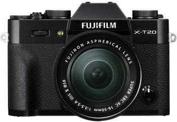 Fujifilm X-T20 + XC16-50 Black - 16543078