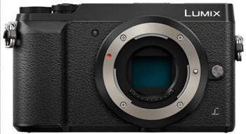 Panasonic LUMIX DMC-GX80 tělo , černý - DMC-GX80EPK