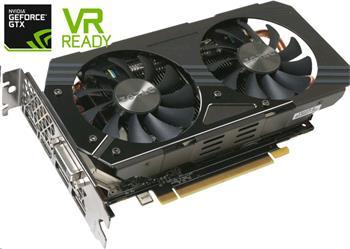 ZOTAC GeForce GTX 1060 AMP, 3GB GDDR5 (192 Bit), HDMI, DVI, 3xDP - ZT-P10610E-10M