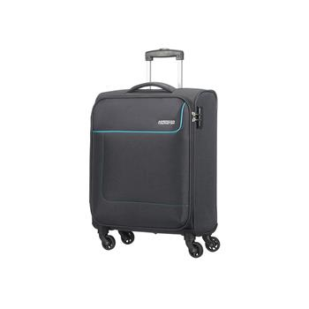 Cabin spinner American Tourister 20G28002 FUNSHINE 55/20cm luggage, 4whe graphit - 20G-28-002