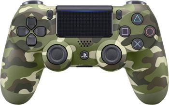 SONY PS4 Dualshock Controller V2 - Green Camo - PS719894858