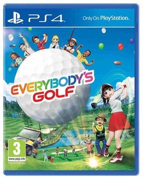 Everybody's Golf 7 PS4 - PS719859369